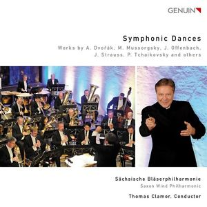 Chefdirigent Thomas Clamor-Symphonic Dances
